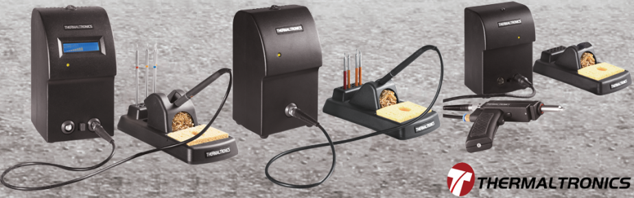 Thermaltronics soldering systems